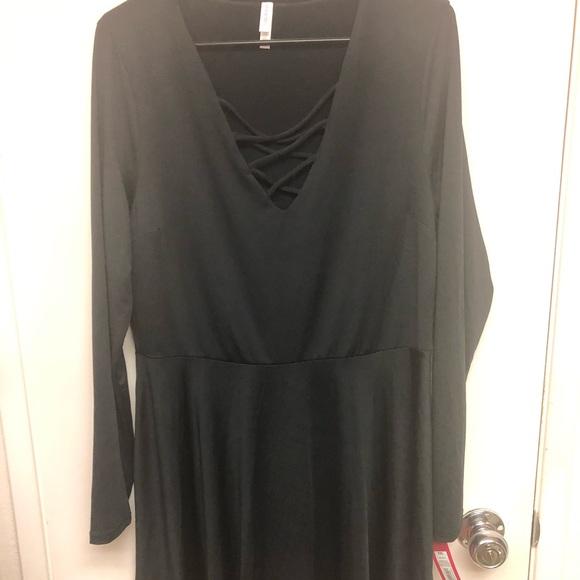 Xhilaration Dresses & Skirts - Black Target Dress